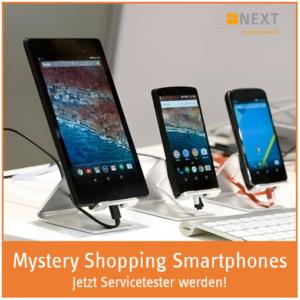 Smartphone Servicetester